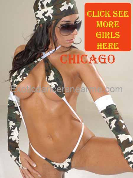 Chicago bachelor party exotic dancers